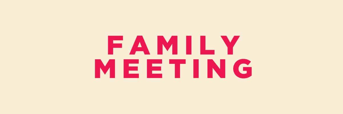 Family-Meeting-Sermon-Art - Woodland Hills